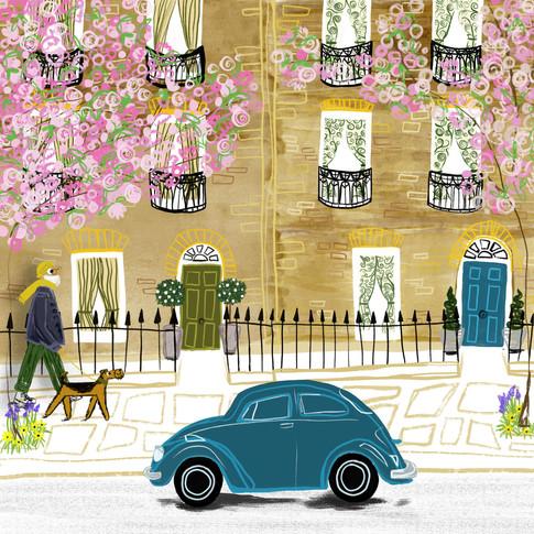 Blossom & Beatle