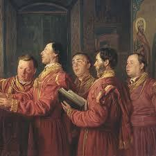 Хор в православном богослужении, Хороведение