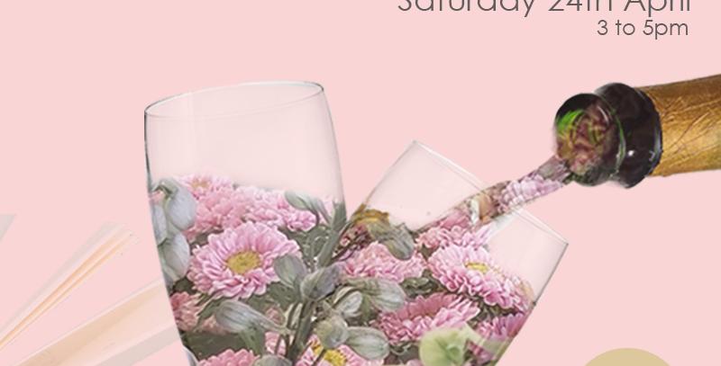Blooms, Books & Bubbles