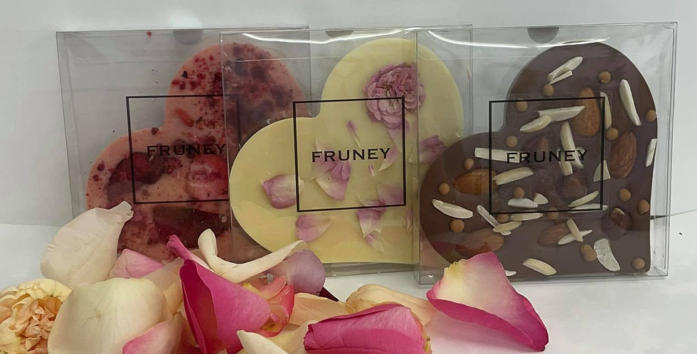 Fruney Chocolate Heart
