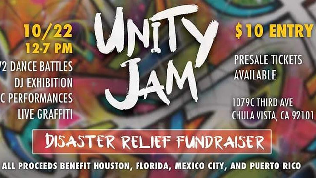 Come out for a good cause and HIP HOP culture goodness! Sake will have five art pieces up for auctio