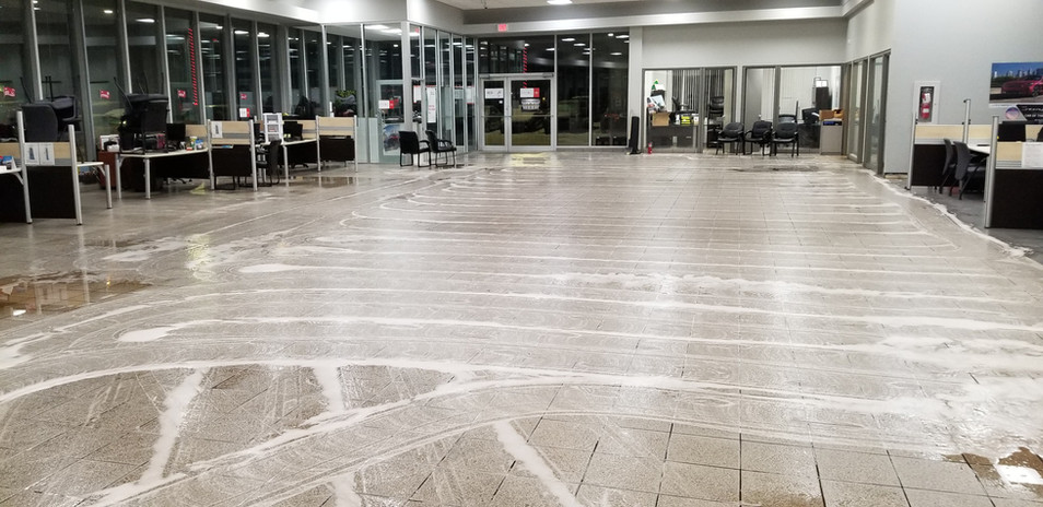 Floor Encapsulation