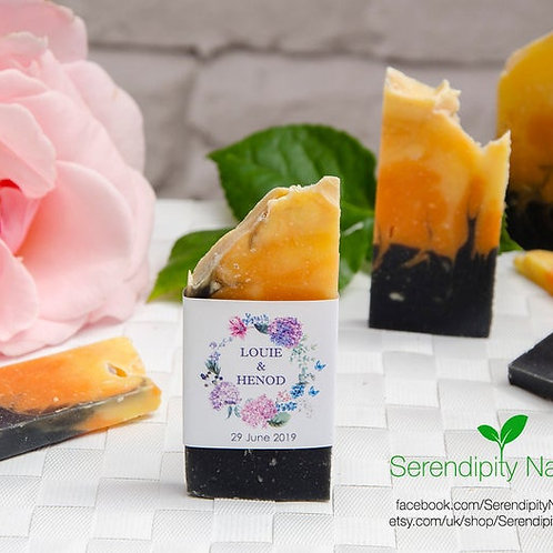 PERSONALISED SOAPS 18g, Hotel Soaps, Wedding Favours, Baby Showers, Gues