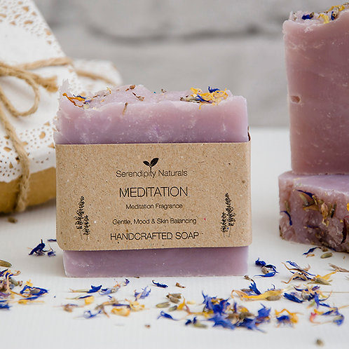 MEDITATION All Natural Handmade Soap