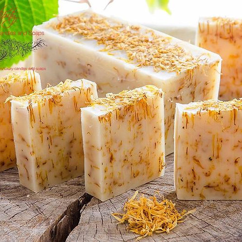 CALENDULA & TEA TREE SOAP