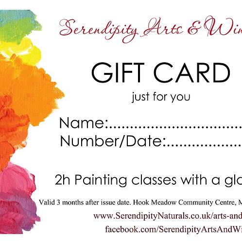 Arts & Wine GIFT CARD
