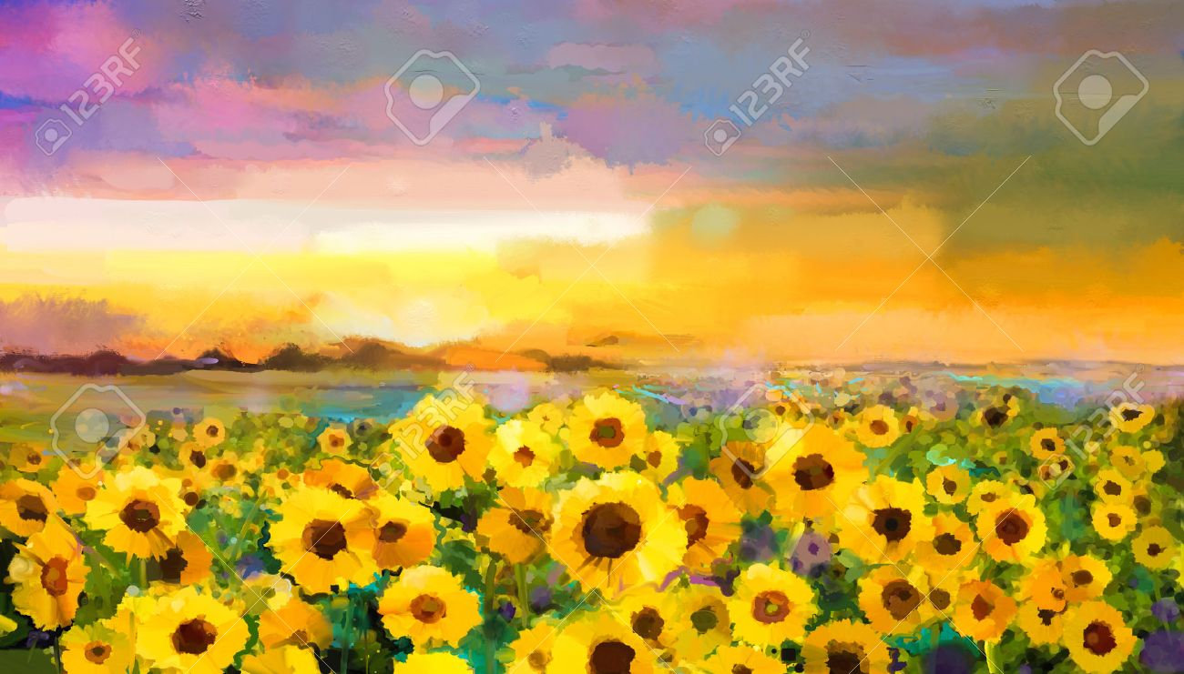 Opening with Prosecco and Sunflowers 26t