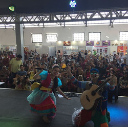 Valeuuu Caruaruuu! A bienal foi um sucesso, o show, uma maravilha! Obrigado a todos que foram se div