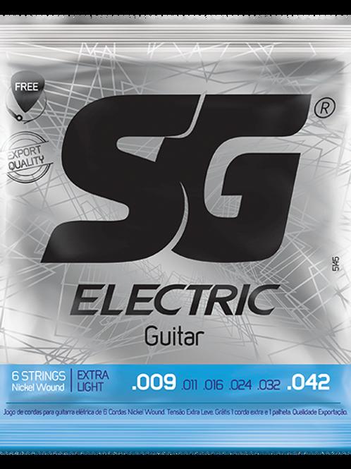 ENC. GUITARRA SG 0.09/0.42