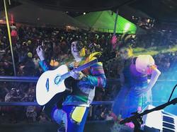 Hoje, despedimo-nos do Carnaval com esse Show incrível, galera maravilhosa de Aracaju. Agradecemos a