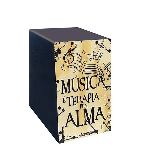 MINI CAJON LIVERPOOL-MUSICA