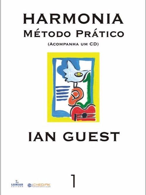 HARMONIA METODO PRATICO VOL.1 IAN GUEST