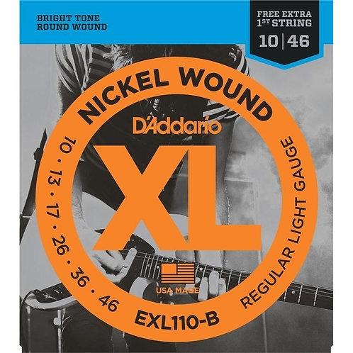 ENC. GUIT. DADDARIO EXL110-B