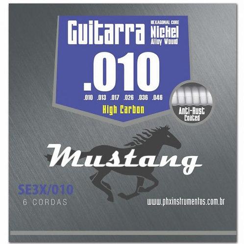 ENCORDOAMENTO MUSTANG GUITARRA HIGH-CARBON 0.10