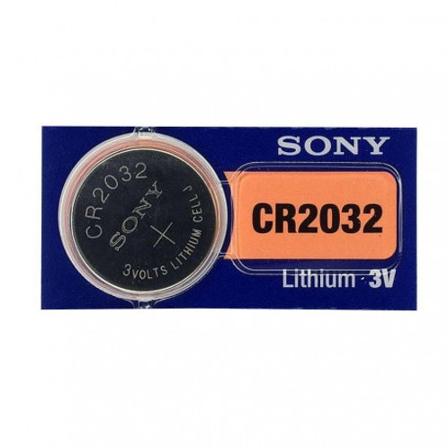 PILHA SONY CR2032