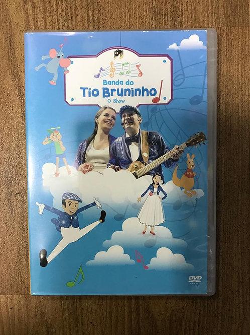 DVD - Tio Bruninho - O Show