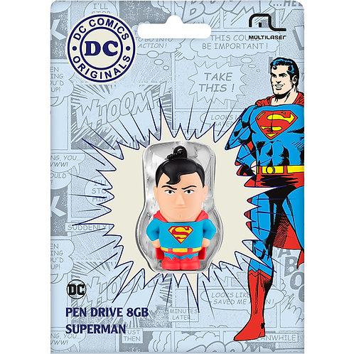 PEN DRIVE DC COMICS - SUPER HOMEM 8GB