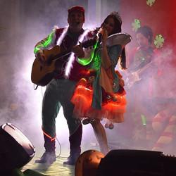 Quanta luz no nosso Show de Natal!!! #tiobruninho #musicainfantil #musicaparacriancas #bandadotiobru