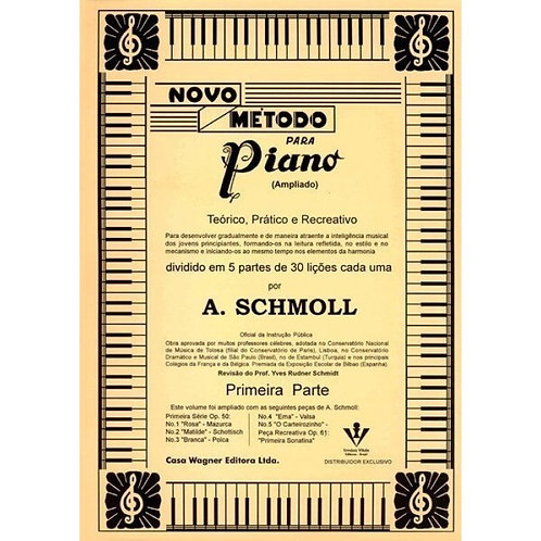 METODO PIANO SCHMOLL VOL 1