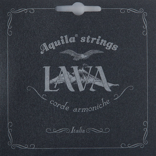 ENC. UKULELE TENOR LAVA SERIES HIGH G AQUILA