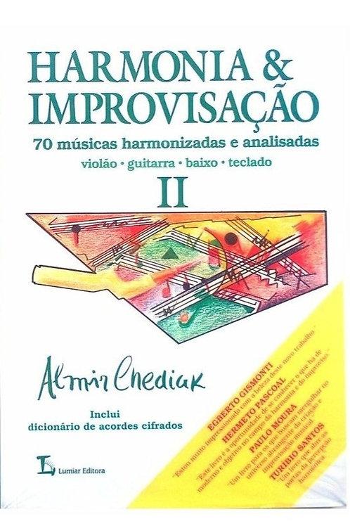 HARMONIA E IMPROVISAÇÃO VOL II ALMIR CHEDIAK