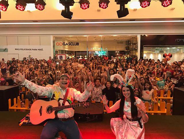 Que show maravilhosos foi esse, Vitória___ Vocês são incríveis! A gente amou e se divertiu demais!!