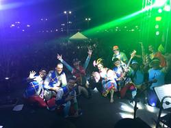 E fechamos os shows de Carnaval em Recife no Polo Macaxeira pela Prefeitura do Recife
