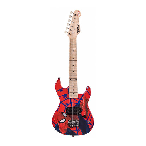 Guitarra Infantil Spider Man PHX