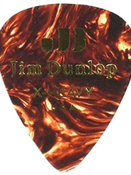 PALHETA CLASSICS TORTOISE JIM DUNLOP X-HEAVY
