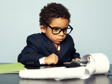 Setting Financial Tracks for your Kids