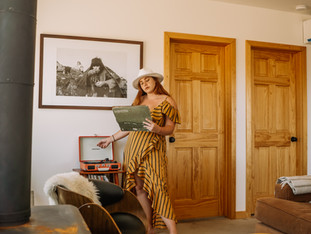 Where to stay in Joshua Tree: Nevada Trail Cabin