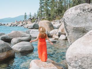 2 days in Lake Tahoe