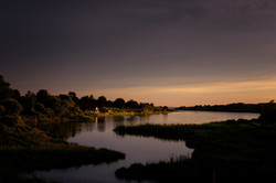 Slough Cove Sunset