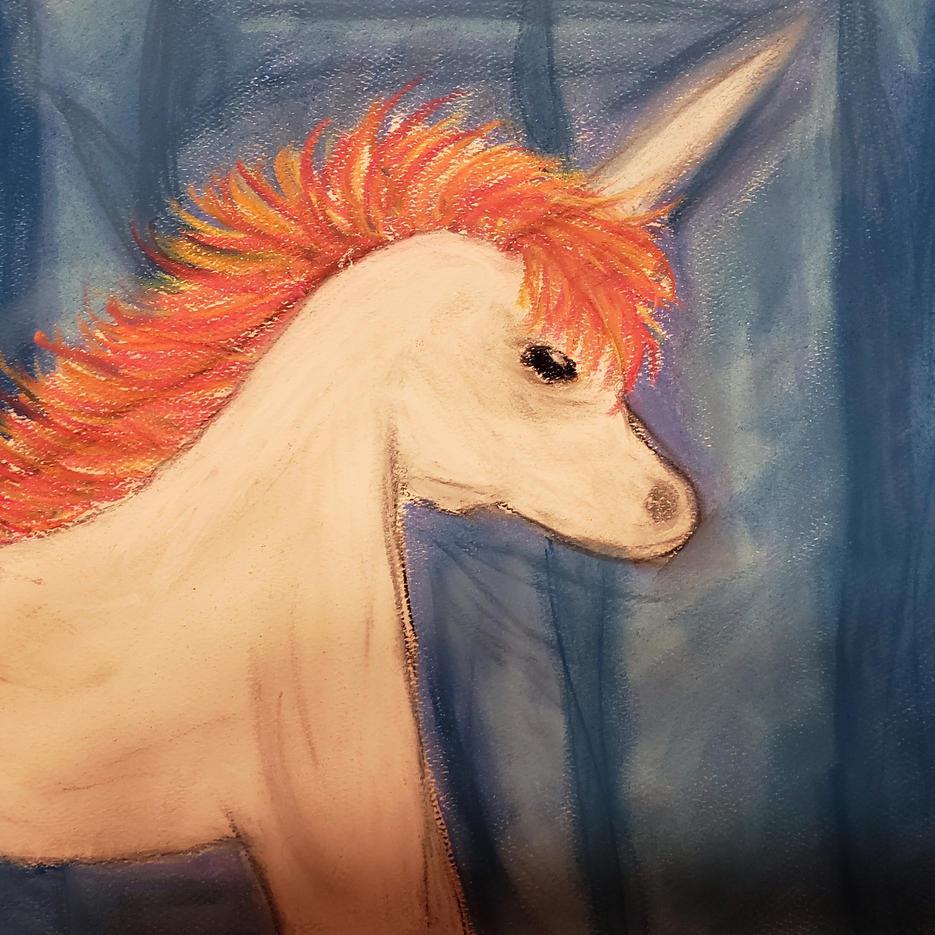 Unicorns | Pastel | Sadie, Age 12