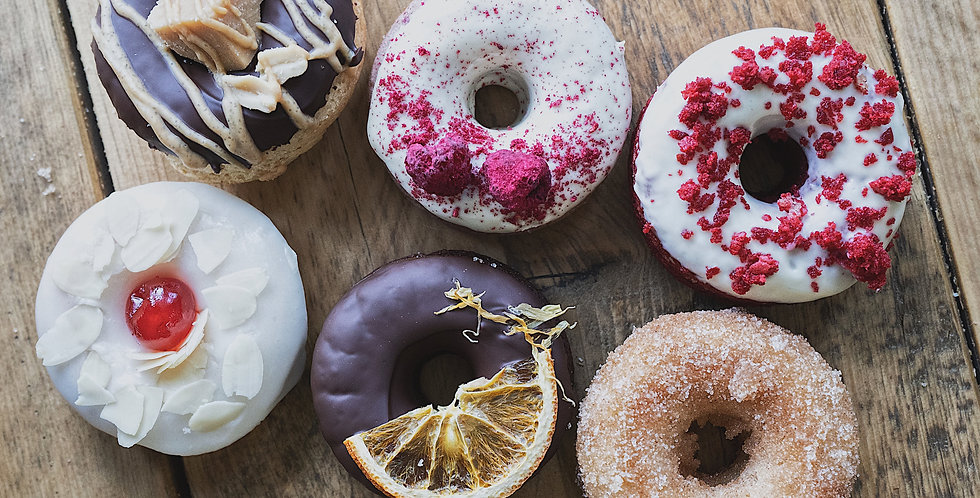 Mixed Donut Box - Limited Edition