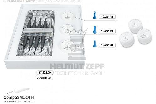 COMPOSMOOTH KIT  €374,55