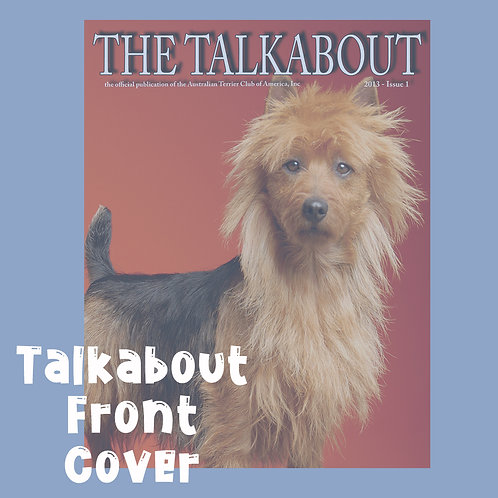Talkabout Front Cover
