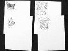 Aussie Doodlepads- Set of 4