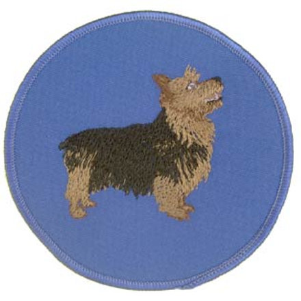 Sew -on Breed Patch