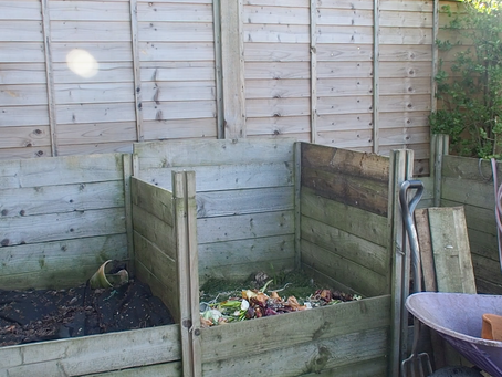 Things to do in the garden during lockdown, day 8: composting