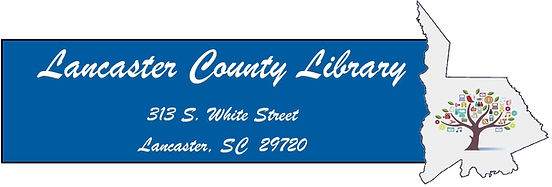 Lancaster County Library Banner