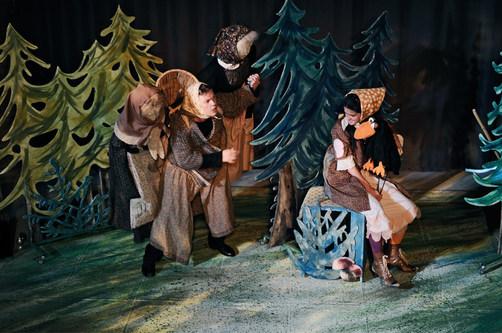 Die kleine Hexe, Theater St. Gallen