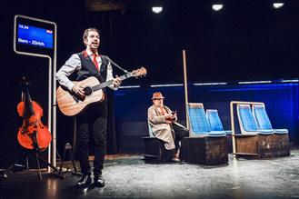 ÖV- eine Begegnung auf den Gleisen unseres Lebens, Bernhard Theater Zürich