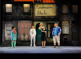 Avenue Q, Theater St. Gallen und Mannheim (D)