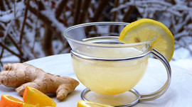 HOME REMEDY FOR COLD AND FLU