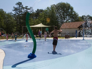 March 2018 #ThursdayTidbit: Sesquicentennial Splash Pad