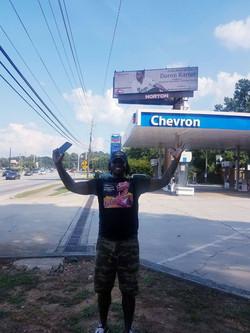 duron billboard