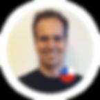 Sandro Alves, de Alves Pilates, especialista en curso y clase de pilates mat y reformer.