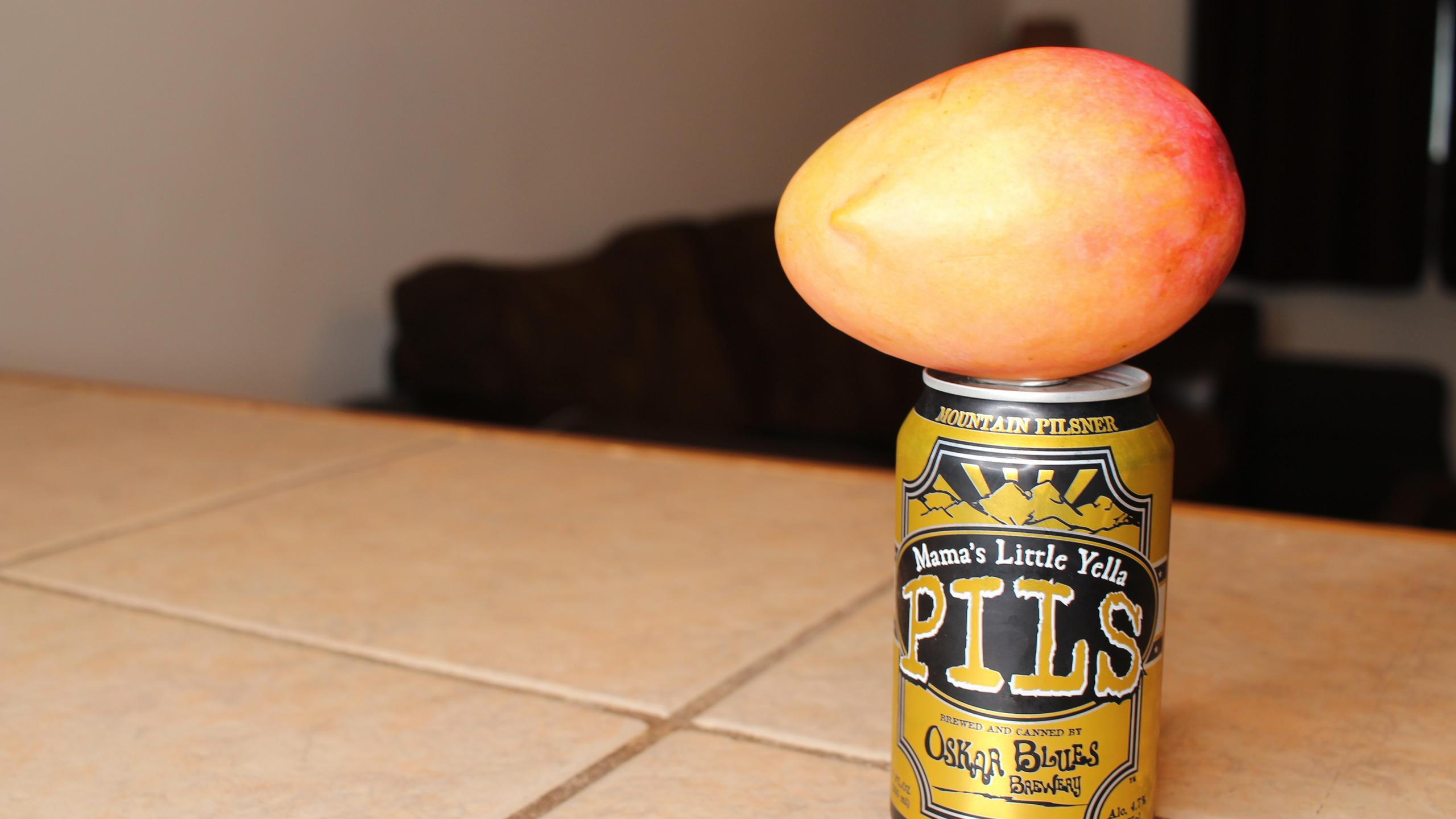Mango + Mama's Little Yella Pils