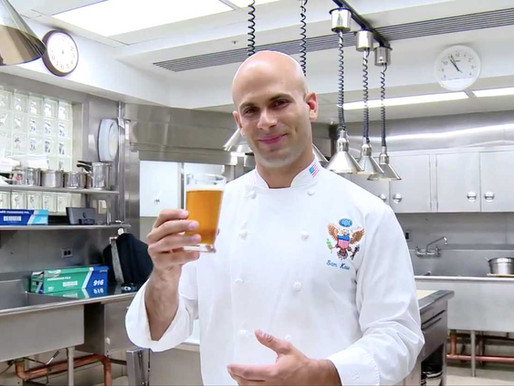 Podcast: White House Homebrewing with Chef Sam Kass